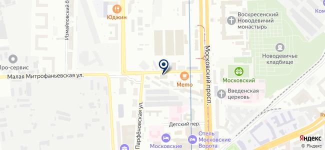 БалтКИП, ООО на карте