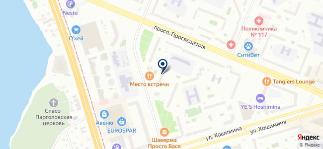 БСК, ООО на карте