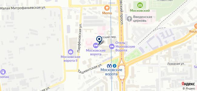 Синус-Джеви, ООО на карте