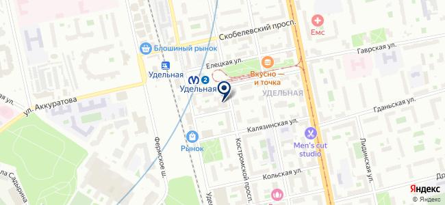 ВАСКО на карте