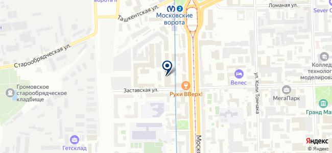 Траверс, ООО на карте