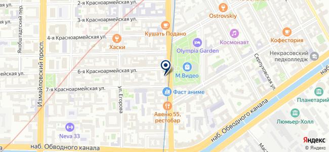 Компания Электромонтажных Материалов, ООО на карте