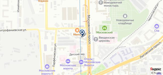 Инкомс на карте
