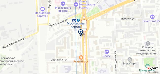 РусЭлМаш-инжиниринг на карте
