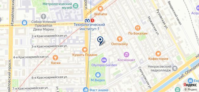 Гранат-Е, ООО на карте
