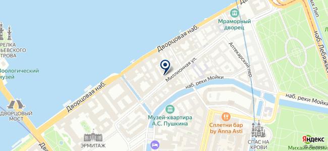 Академэлектромонтаж на карте