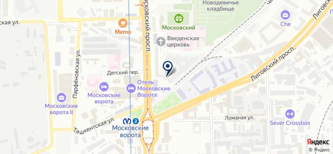 Кабельные системы, ООО на карте