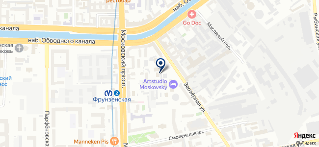 Априори Системс, ООО на карте