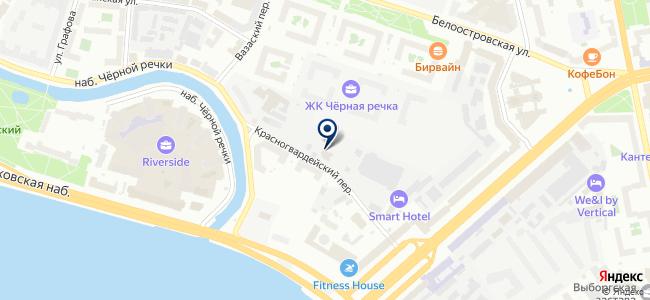 Межрегиональная торговая электротехническая компания, ООО на карте