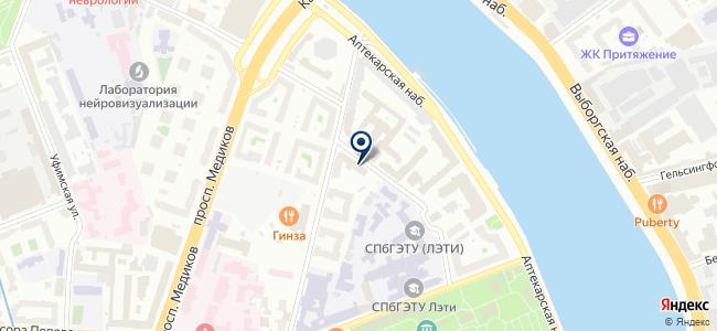 Магнитэкс, ООО на карте