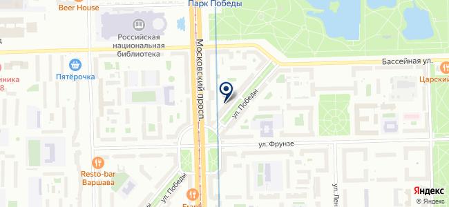 FIT сервис на карте