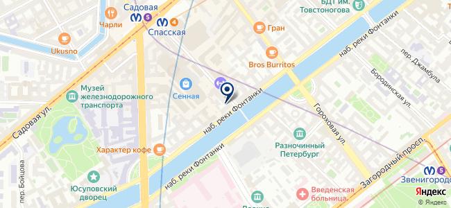 Akb.Spb.ru на карте