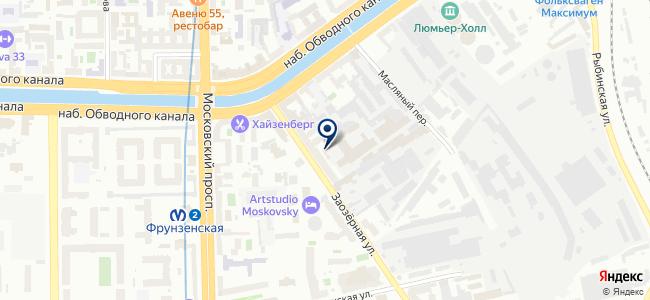 LZP на карте