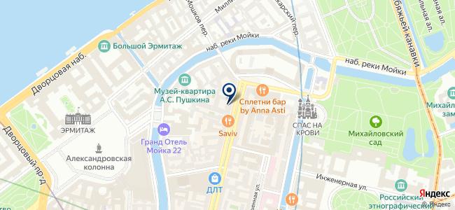 Flamant на карте