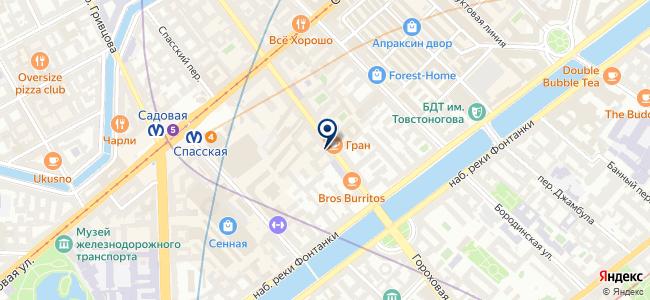 Астмал Сервис, ООО на карте