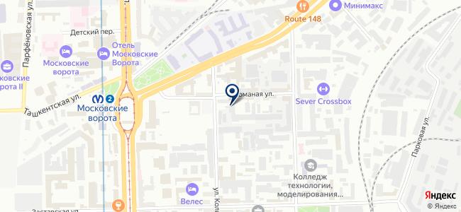 КИП-Энерго, ООО на карте