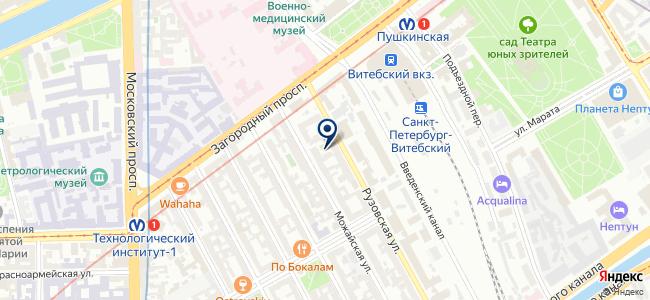 Центр-Инструмент на карте