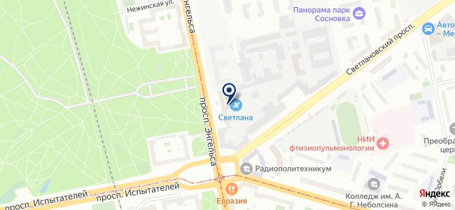 ЭМИ, ООО на карте