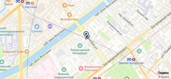 Электрик на карте