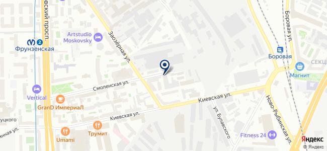 Red-Price.ru на карте