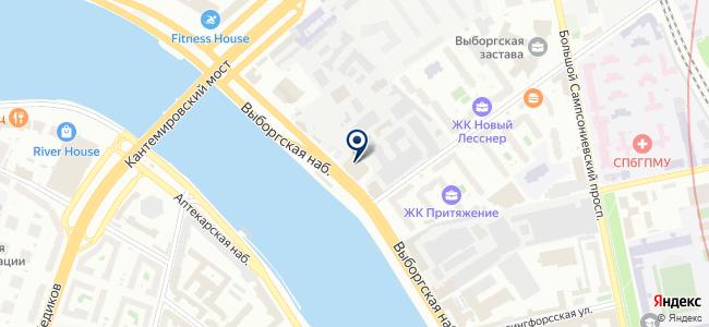 Термоника, ООО на карте