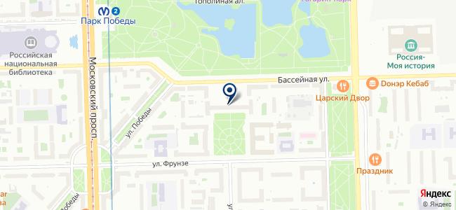 НИРКОН на карте