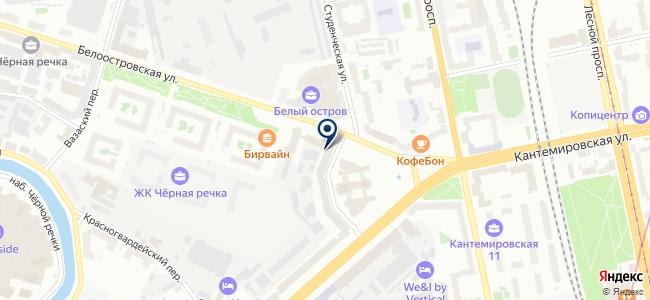 Интэк, ООО на карте