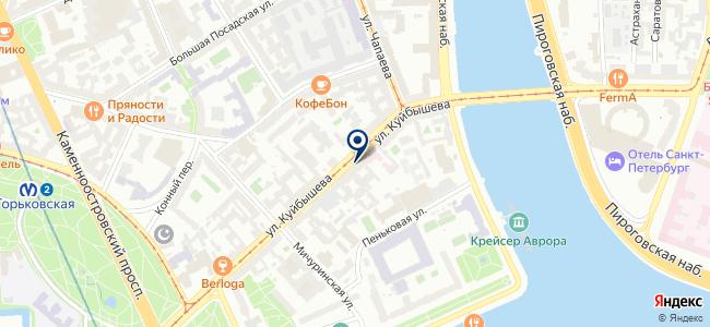 НТ-Центр на карте