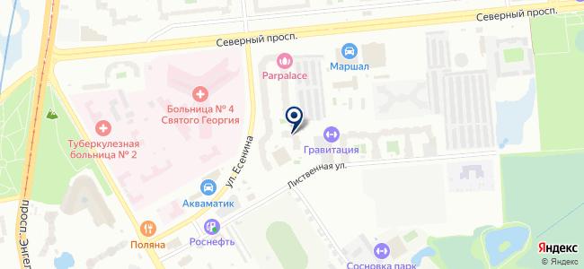 ТяжПромИнжиниринг на карте