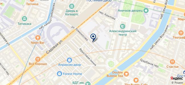 NovoLampa на карте