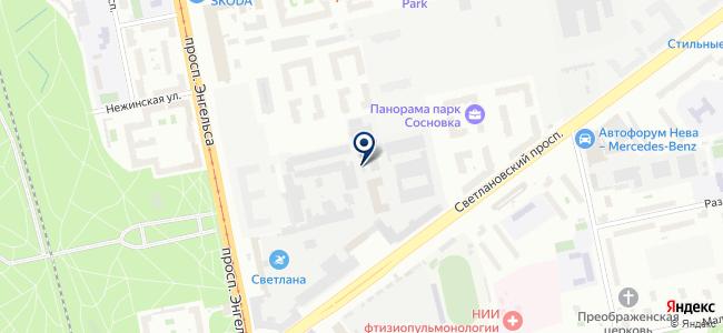 Ольвия, ЗАО на карте