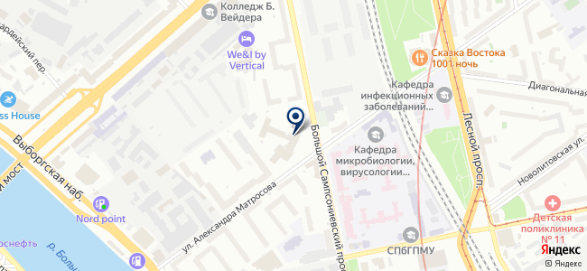 Концепт Сервис, ООО на карте
