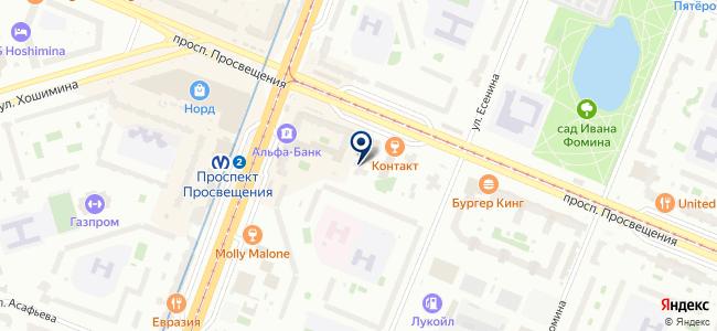 ПроСвет на карте