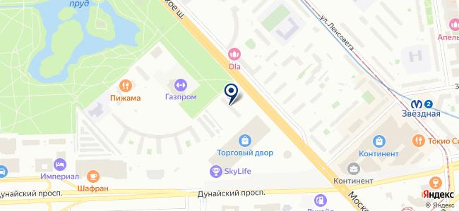 ЕвроМет, ООО на карте