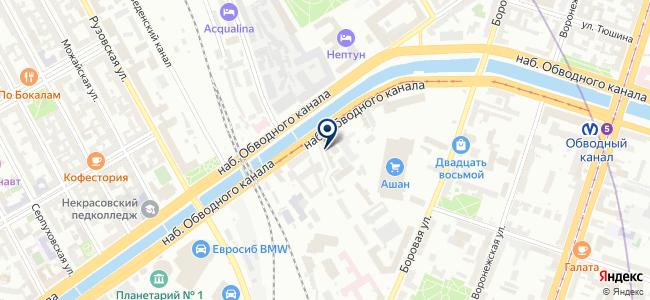 Киловатт Нева, ООО на карте