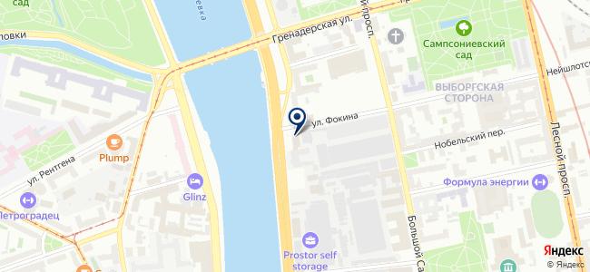 Норта МИТ на карте