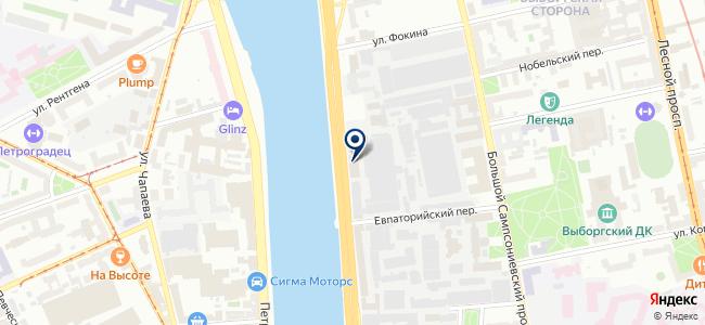 Эриа, ООО на карте