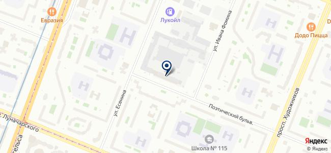 КиП-Сервис СПб на карте