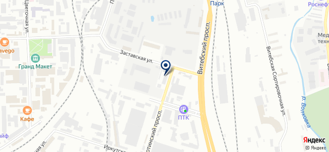 Системы Старманс, ЗАО на карте