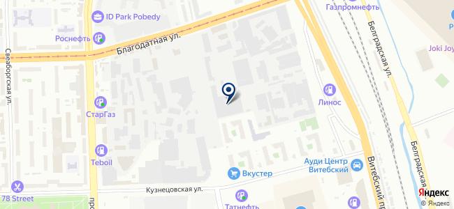 СЗПК, ООО на карте