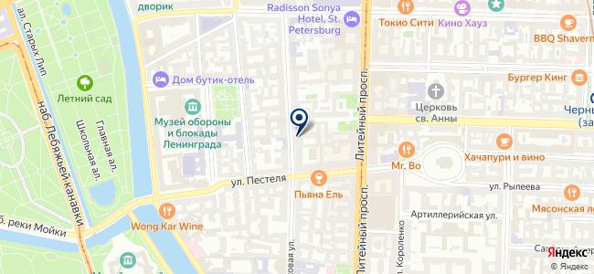 Энергостроймонтаж, ЗАО на карте