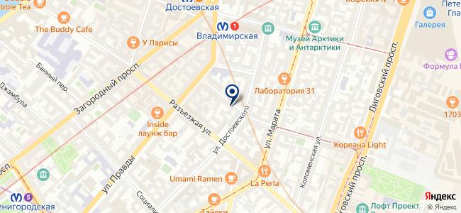 Специализированное предприятие технологического оснащения приводными системами, ООО на карте