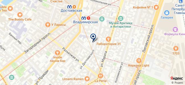 Проектпромвентиляция, ООО на карте