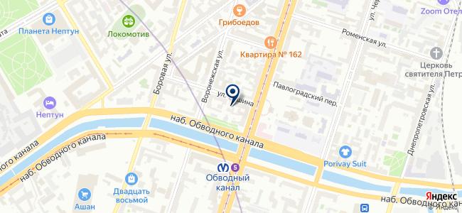 Лесбуммаш, ООО на карте