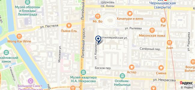 БалтПромКомплект, ООО на карте