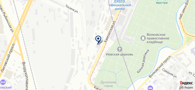 Балт-техно на карте