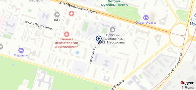 Центр Новых Технологий Электро Энергетики, ЗАО на карте