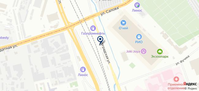 Pit-Line на карте