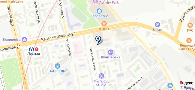 ЦЭТК, ООО на карте