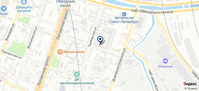 БКЗ на карте